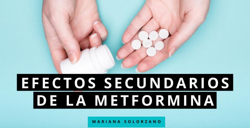 Efectos Secundarios De La Metformina